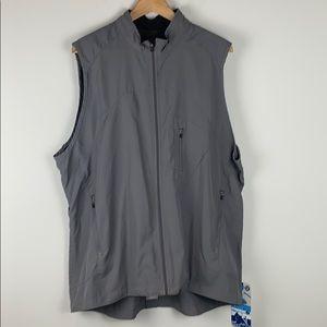 Lululemon Speed Vest in Grey Men's Size XXL